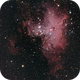 Messier 16,                                Yannick Juillet