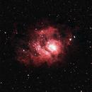 Lagoon Nebula - M8,                                PINCELLA Claudio
