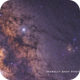 Galactic core of the milky way and Rho Ophiuchi,                                Indrajit Bhat