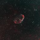 NGC6888 The Crescent Nebula,                                Jim McPherson