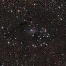 NGC 225, amas du voilier,                                echosud