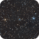 Abell 78 Pn in Cygnus H HO O with RGB stars.,                                Pat Rodgers