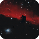 IC 434 Nebulosa del Caballo,                                Astroneck