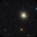 Messier 13,                                Gottfried Meissner
