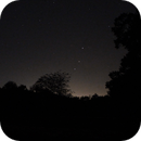 Saturn, Mars, and Spica,                                mayfly1963