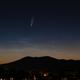 Comet C/2020 F3 in Italy,                                Maurizio Berti