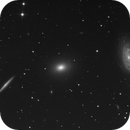 Draco Triplet (NGC 5981, 5982, 5985),                                Walter Gröning