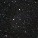 NGC 6888 Crescent Nebula - 2 giugno 2013,                                Giuseppe Nicosia