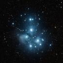 M45 The Pleiades,                                Gary Plummer