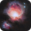 Messier 42 (The Great Nebula in Orion),                                rupeshvarghese