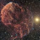 IC 443 The Jellyfish Nebula,                                Giuseppe Donatiello