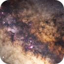 The Milky Way core at 50mm,                                George