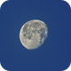 Moon in the Morning Sky,                                Thilo