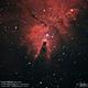 Cone Nebula (NGC 2264),                                Godfried