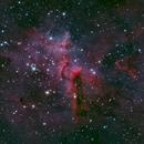 Melotte 15, A stellar sling shot?,                                Kent Wood