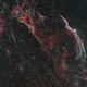 NGC 6960 area - HaOIII,                                Thomas Richter