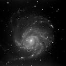 Pinwheel redux 2 (M101),                                Trish Hamlin