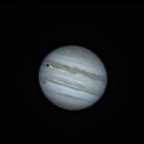 Io Transiting Jupiter,                                astropical