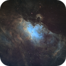 M16 - Eagle Nebula,                                jeff2011