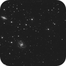 NGC5907 with NGC 5905 and NGC 5908,                                Jonathan W MacCollum