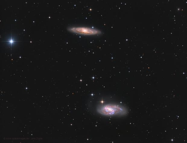 M65 and M66,                                Jens Zippel