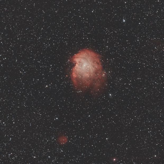 NGC 2174,                                Joey Troy