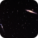 NGC 4631 la baleine,                                geco71