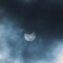 Partial Solar Eclipse, March 20, 2015,                                Die Launische Diva