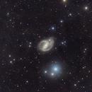 NGC1097,                                David Cheng