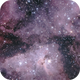 Eta Carina Nebula,                                Matt Balkham