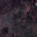 Région de gamma Cygni,                                Moot