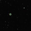 M97 - The Owl Nebula,                                Uwe Deutermann
