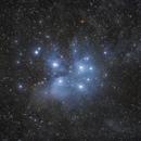 M45 Pleiades,                                helios