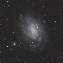 NGC300 LRGB,                                andrea tasselli