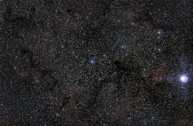 "IC1396 : a 60"" not guided approach by AZ-GTi,                                Stefano Zamblera"