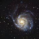 M101 L RGB Ha,                                Станция Албирео