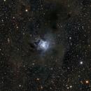 NGC 7023 Iris,                                Marek Setlak