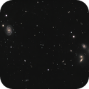 NGC 5390 & Friends,                                Steve Ibbotson