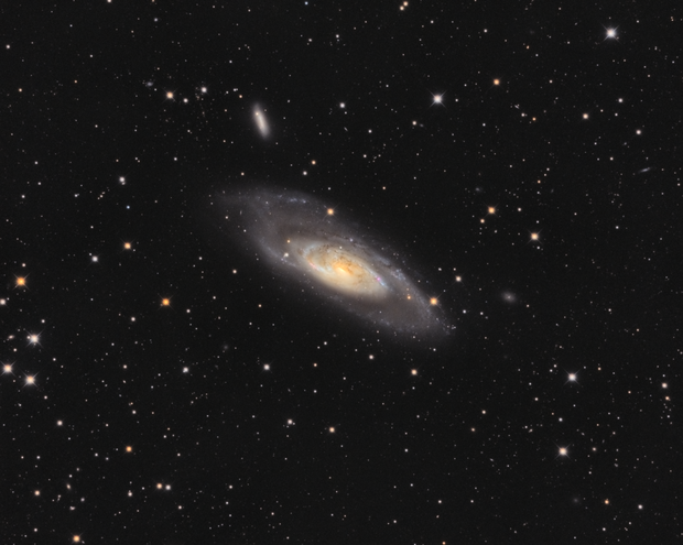 M106 Galaxy,                                Bill Long