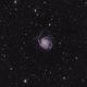 Pinwheel Galaxy,                                Cem Diken