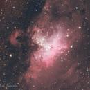 NGC 6611 Eagle Nebula,                                Richard H