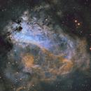 Omega Nebula in SHO,                                Trevor Jones