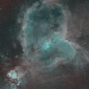 Heart Nebula -- Different Blend,                                ks_observer