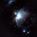 ORION NEBULA M42 NGC1976,                                gregor salamon