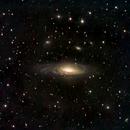Deer Lick Group containing galaxies, NGC 7331, NGC 7335, NGC 7337, PGC 69281 and others,                                Alastairmk