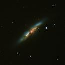 m82 Cigar Galaxy,                                  Darktytanus