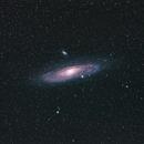 Andromeda Galaxy (M31),                                CGPhotography