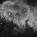ASI1600 1st Light, Soul Nebula,                                mlewis