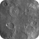 Moon - Rupes Recta and craters,                                Locus