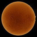Sun/ mosaic/ 08/09/2015/ 09:59 UT,                                Pawel Warchal
